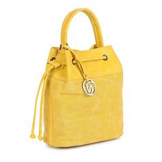 Сумки Желтая сумка-мешок Remonte