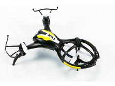 Квадрокоптер Syma X51 Black