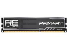 Модуль памяти Qumo ReVolution Primary Black DDR4 UDIMM 2666MHz PC21300 CL16 - 16Gb Q4Rev-16G2666P16Prim