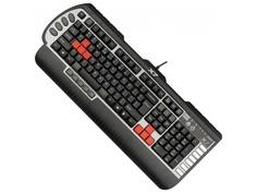 Клавиатура A4Tech A4 X7-G800 Black PS/2