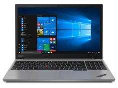 Ноутбук Lenovo ThinkPad E15-IML 20RD0013RT (Intel Core i7-10510U 1.8GHz/16384Mb/1000Gb + 256Gb SSD/AMD Radeon RX 640 2048Mb/Wi-Fi/Bluetooth/Cam/15.6/1920x1080/Windows 10 64-bit)