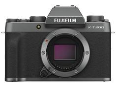 Фотоаппарат Fujifilm X-T200 Body Dark Silver