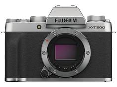 Фотоаппарат Fujifilm X-T200 Body Silver