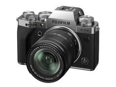 Фотоаппарат Fujifilm X-T4 Kit 18-55mm Silver