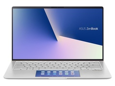 Ноутбук ASUS Zenbook UX434FAC-A6313R 90NB0MQ8-M05460 Выгодный набор + серт. 200Р!!!(Intel Core i7-10510U 1.8GHz/16384Mb/512Gb SSD/No ODD/Intel HD Graphic/Wi-Fi/Bluetooth/Cam/14.0/1920x1080/Windows 10 64-bit)