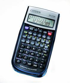Калькулятор Citizen SR-270N Black