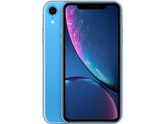Сотовый телефон APPLE iPhone XR - 128Gb Blue MRYH2RU/A Выгодный набор + серт. 200Р!!!