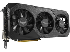 Видеокарта ASUS GeForce GTX 1660 Super TUF Gaming 1530Mhz PCI-E 3.0 6144Mb 14002Mhz 192 bit DP HDMI DVI TUF 3-GTX1660S-A6G-GAMING Выгодный набор + серт. 200Р!!!