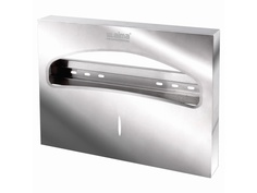 Диспенсер Лайма Professional Inox для покрытий на унитаз 1/2 605703