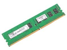 Модуль памяти Foxline DDR4 DIMM 2400MHz PC-19200 CL17 - 16Gb FL2400D4U17-16G