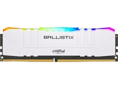 Модуль памяти Ballistix White DDR 4 DIMM 3600MHz PC28800 CL16 - 16Gb BL16G36C16U4WL