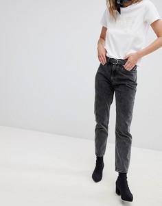 Джинсы в винтажном стиле Levis Extra-Черный