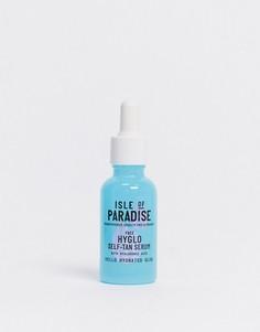 Сыворотка-автозагар с гиалуроновой кислотой Isle of Paradise HYGLO 30 мл-Бесцветный