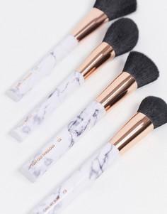 Набор кистей для контурного макияжа Skinnydip-Белый