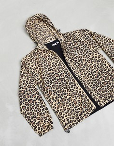 Куртка с леопардовым принтомGramicci-Мульти