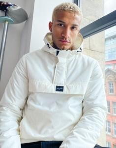 Светлая куртка без застежки Jack & Jones Originals-Белый