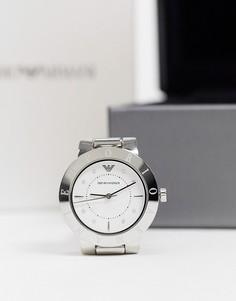 Серебристые наручные часы Armani AR11250-Серебряный