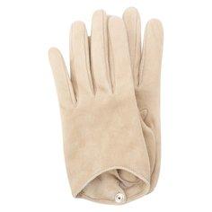 Перчатки Giorgio Armani Кожаные перчатки Giorgio Armani