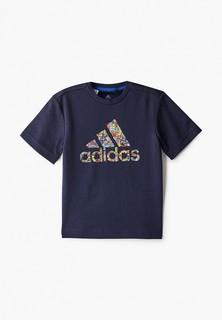 Футболка adidas B ART TEE