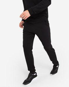 Чёрные спортивные брюки-джоггеры Gloria Jeans
