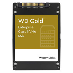 "SSD накопитель WD Gold WDS192T1D0D 1.9ТБ, 2.5"", PCI-E x4, NVMe, U.2 SFF-8639"
