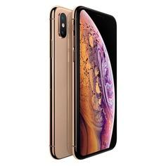 Смартфон CLEVERCEL APPLE iPhone XS 64Gb (подержанный c гарантией), золотистый