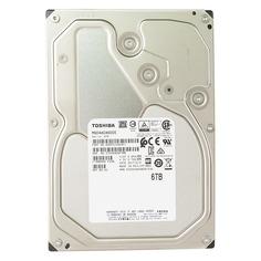 "Жесткий диск TOSHIBA Enterprise Capacity MG04ACA600E, 6ТБ, HDD, SATA III, 3.5"""