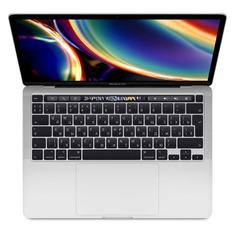 "Ноутбук APPLE MacBook Pro 13.3"", IPS, Intel Core i7 1.7ГГц, 8ГБ, 256ГБ SSD, Intel Iris graphics 645, Mac OS, Z0Z4000QD, серебристый"