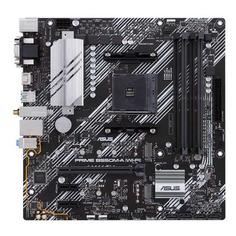 Материнская плата ASUS PRIME B550M-A (WI-FI), SocketAM4, AMD B550, mATX, Ret