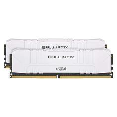 Модуль памяти CRUCIAL Ballistix BL2K8G26C16U4W DDR4 - 2x 8ГБ 2666, DIMM, Ret