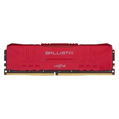 Модуль памяти CRUCIAL Ballistix BL16G26C16U4R DDR4 - 16ГБ 2666, DIMM, OEM
