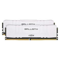 Модуль памяти CRUCIAL Ballistix BL2K16G26C16U4W DDR4 - 2x 16ГБ 2666, DIMM, Ret