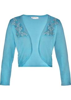 Верхняя одежда Болеро вязаное Bonprix