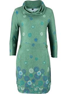 Платья Платье из ворсовой ткани Bonprix