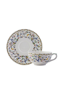 Набор чайных чашек с блюдцами GIEN