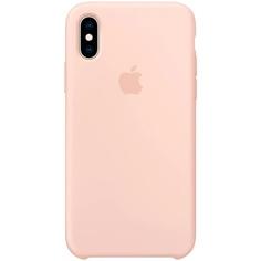 Чехол для смартфона Apple iPhone XS Max Silicone Case розовый песок