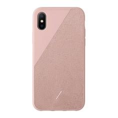 Чехол для смартфона Native Union CLIC Canvas CCAV-ROSE-NP18L, розовый