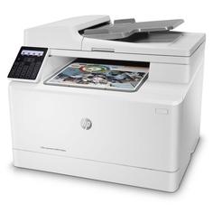 Лазерное МФУ (цветное) HP Color LaserJet Pro M183fw