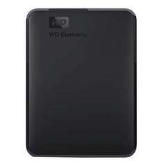 """Внешний жесткий диск 2.5"""" WD 4TB Elements Portable (WDBW8U0040BBK-EEUE)"""
