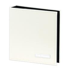 Альбом для фотографий Brauberg 391115 на 200 фото 10*15см, белый