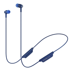 Наушники Bluetooth Audio-Technica ATH-CLR100BT Blue
