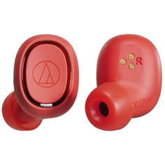 Наушники True Wireless Audio-Technica ATH-CK3TW Red