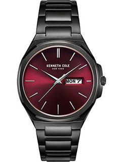 fashion наручные мужские часы Kenneth Cole KC51101002. Коллекция Dress Sport