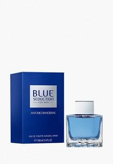 Туалетная вода Antonio Banderas Blue Seduction Men
