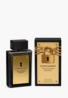 Туалетная вода Antonio Banderas Golden Secret