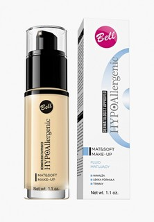 Консилер Bell Mat&soft Make-up, тон 03, 30 мл