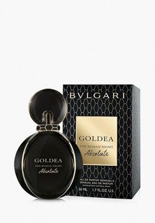 Парфюмерная вода Bvlgari Goldea Roman Night Absolut, 50 мл