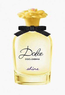 Парфюмерная вода Dolce&Gabbana Парфюмерная вода DOLCE SHINE, 30 мл