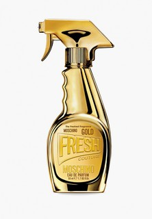 Парфюмерная вода Moschino Fresh Gold, 50 мл