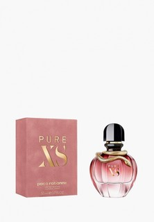 Парфюмерная вода Paco Rabanne Pure Xs For Her, 50 мл